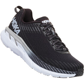 Hoka One One Clifton 5 Running Shoes Women black/white